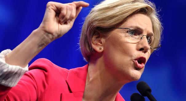 Elizabeth Warren: Fixing the Banks, Lifting the MiddleClass