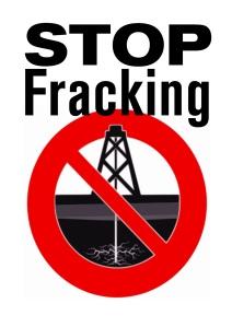 stop fracking