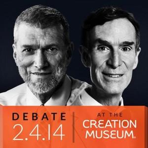Bill Nye Debates KenHam