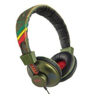 Marley Positive Vibration Headphones
